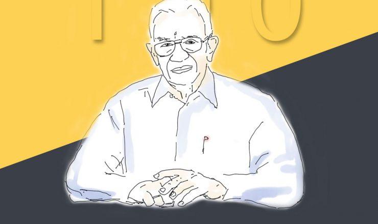 പത്മഭൂഷൻ പി.കെ.വാര്യർ സാറിന് നൂറുവയസ്